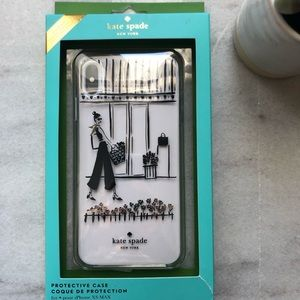 NWT! Kate Spade iPhone XS Max case